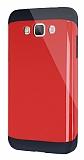 Dafoni Samsung Galaxy Grand Max Slim Power Ultra Koruma Kırmızı Kılıf
