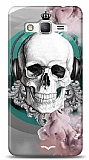 Dafoni Samsung Galaxy Grand Prime Lovely Skull K�l�f
