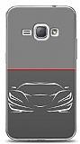 Samsung Galaxy J1 2016 Car Design Kılıf
