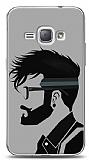 Dafoni Samsung Galaxy J1 2016 Hipster Side Kılıf