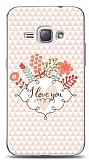 Dafoni Samsung Galaxy J1 2016 I Love You K�l�f