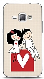 Samsung Galaxy J1 2016 Love Box Kılıf