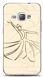 Dafoni Samsung Galaxy J1 2016 Mevlevi Kılıf