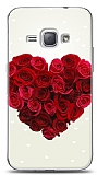 Samsung Galaxy J1 2016 Rose Love 1 Kılıf