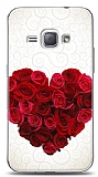 Samsung Galaxy J1 2016 Rose Love 2 Kılıf