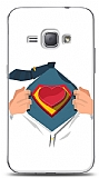 Samsung Galaxy J1 2016 Super Love Kılıf