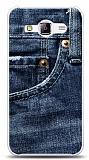 Samsung Galaxy J1 Ace Jean Kılıf