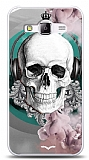Samsung Galaxy J1 Ace Lovely Skull Kılıf
