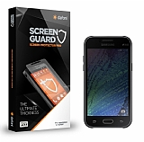 Dafoni Samsung Galaxy J1 Privacy Tempered Glass Premium Cam Ekran Koruyucu