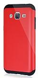 Dafoni Samsung Galaxy J2 Slim Power Ultra Koruma Kırmızı Kılıf