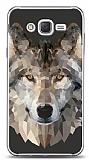 Dafoni Samsung Galaxy J2 Mozaik Kurt Kılıf