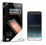 Dafoni Samsung Galaxy J2 Privacy Tempered Glass Premium Cam Ekran Koruyucu