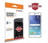 Dafoni Samsung Galaxy J2 Slim Triple Shield Ekran Koruyucu
