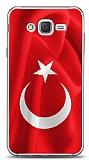 Dafoni Samsung Galaxy J2 Türk Bayrağı Kılıf