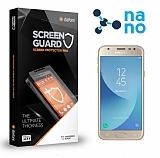 Dafoni Samsung Galaxy J3 2017 Nano Glass Premium Cam Ekran Koruyucu