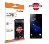 Dafoni Samsung Galaxy J3 Pro Slim Triple Shield Ekran Koruyucu