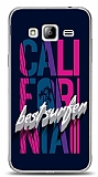 Samsung Galaxy J3 2016 California Surfer Kılıf