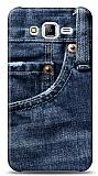 Dafoni Samsung Galaxy J5 Jean Kılıf