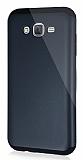 Dafoni Samsung Galaxy J7 Slim Power Ultra Koruma Siyah Kılıf