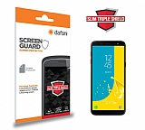 Dafoni Samsung Galaxy J6 Plus Slim Triple Shield Ekran Koruyucu