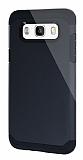 Dafoni Samsung Galaxy J7 2016 Slim Power Ultra Koruma Siyah Kılıf