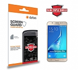 Dafoni Samsung Galaxy J7 2016 Slim Triple Shield Ekran Koruyucu
