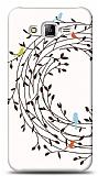 Dafoni Samsung Galaxy J7 Bird Circle Kılıf