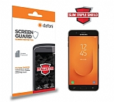 Dafoni Samsung Galaxy J7 Duo Slim Triple Shield Ekran Koruyucu