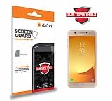 Dafoni Samsung Galaxy J7 Max Slim Triple Shield Ekran Koruyucu