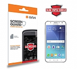 Dafoni Samsung Galaxy J7 Slim Triple Shield Ekran Koruyucu