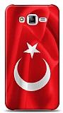 Dafoni Samsung Galaxy J7 Türk Bayrağı Kılıf