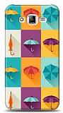 Dafoni Samsung Galaxy J7 Umbrellas Kılıf