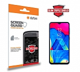 Dafoni Samsung Galaxy M10 Slim Triple Shield Ekran Koruyucu