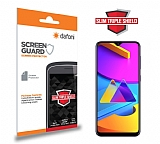 Dafoni Samsung Galaxy M10s Slim Triple Shield Ekran Koruyucu