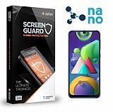 Dafoni Samsung Galaxy M21 Nano Premium Ekran Koruyucu