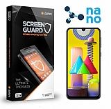 Dafoni Samsung Galaxy M31 Nano Premium Ekran Koruyucu