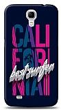 Dafoni Samsung Galaxy Mega 6.3 California Surfer K�l�f
