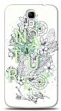 Dafoni Samsung Galaxy Mega 6.3 Nature Flower K�l�f