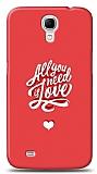 Dafoni Samsung Galaxy Mega 6.3 Need Love K�l�f