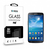 Eiroo Samsung Galaxy Mega 6.3 Tempered Glass Cam Ekran Koruyucu