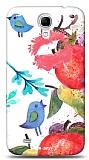 Dafoni Samsung Galaxy Mega 6.3 Water Color Kiss K�l�f