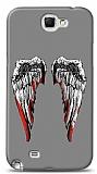 Dafoni Samsung Galaxy Note 2 Bloody Angel K�l�f