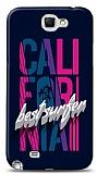 Dafoni Samsung Galaxy Note 2 California Surfer K�l�f