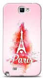 Dafoni Samsung Galaxy Note 2 Paris K�l�f