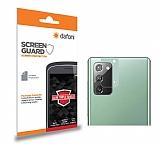Dafoni Samsung Galaxy Note 20 Nano Glass Premium Cam Kamera Koruyucu