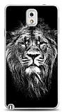 Dafoni Samsung Galaxy Note 3 Black Lion K�l�f