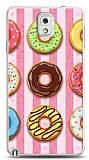Dafoni Samsung Galaxy Note 3 Donut Pembe K�l�f
