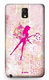Dafoni Samsung N9000 Galaxy Note 3 Fairy Girl Rubber K�l�f