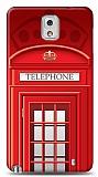 Dafoni Samsung Galaxy Note 3 London Phone K�l�f