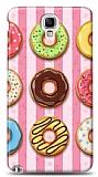 Samsung Galaxy Note 3 Neo Donut Pembe Kılıf